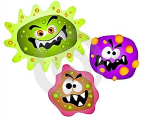 Descubrimiento  de las las bacterias