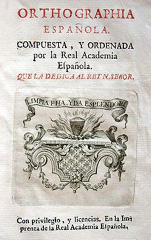 Orthografía Española