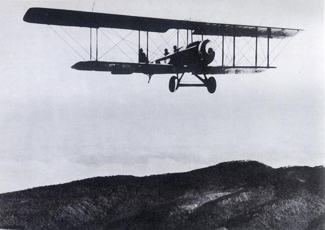 Inicio de la Aviación
