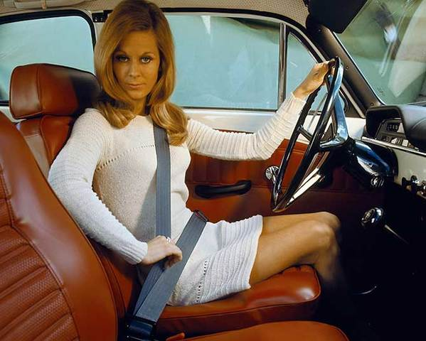 The 3-point seat belt, invented by Nils Bohlin (d.2002 at 82), was introduced by Volvo.