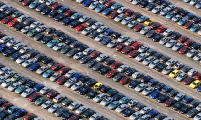 It was reported that the global car industry had an annual excess capacity of some 24 million vehicles.