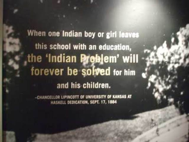 """The """"Indian Problem"""" solved"""