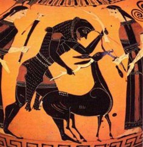 The Greek Renaissance 700 to 500 BCE