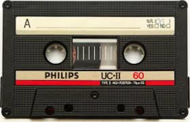 Cassette Audio Philips