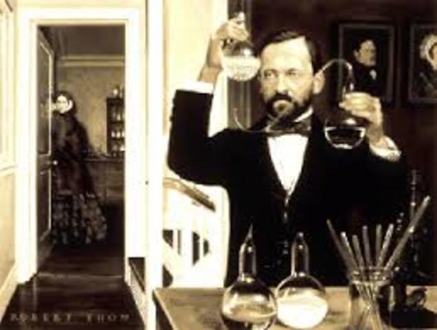 Louis Pasteur y la vacuna contra la rabia