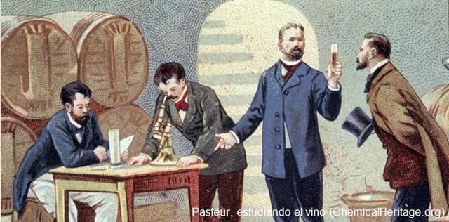 Cagniard-Latour y Schwann y Kützing