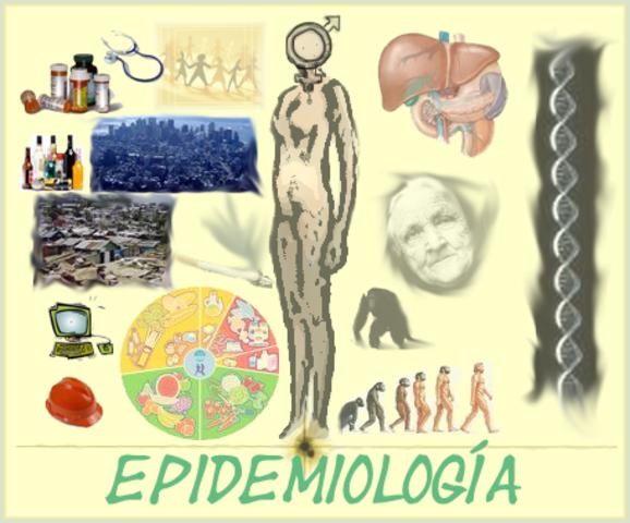 Pimer estudio epidemiológico del cólera en Londres.