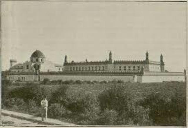 Inauguración de Penitenciaría en Puebla