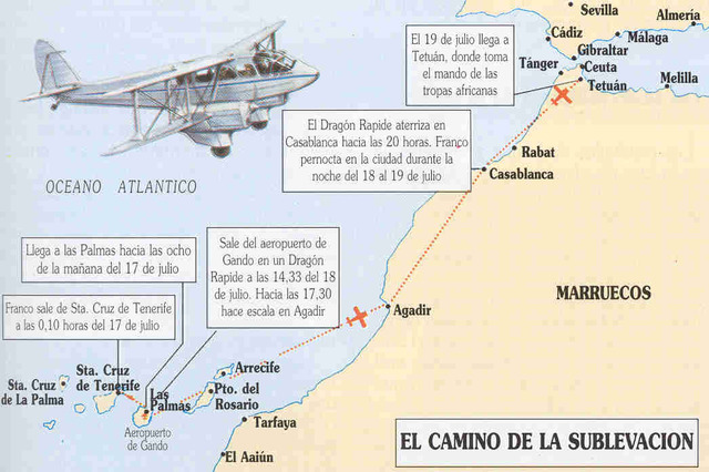 Sublevación de Melilla