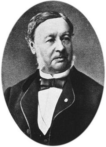 THEORIA DE LA CÉLULA.THEODOR SCHWANN.