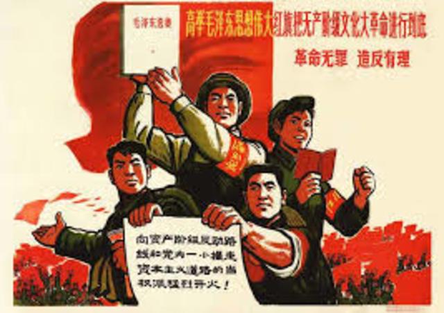 "Begining of the ""Cultural Revolution"""