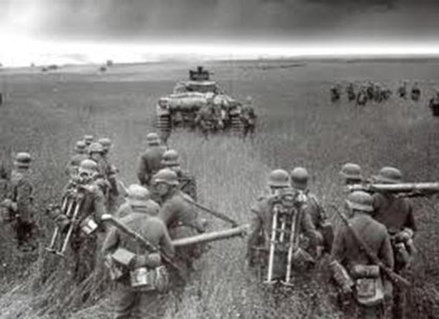 Operation Barbarossa: the Eastern Front