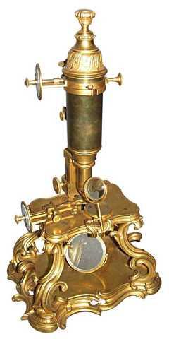 Los primeros microscopios compuestos producidos por los Janssen