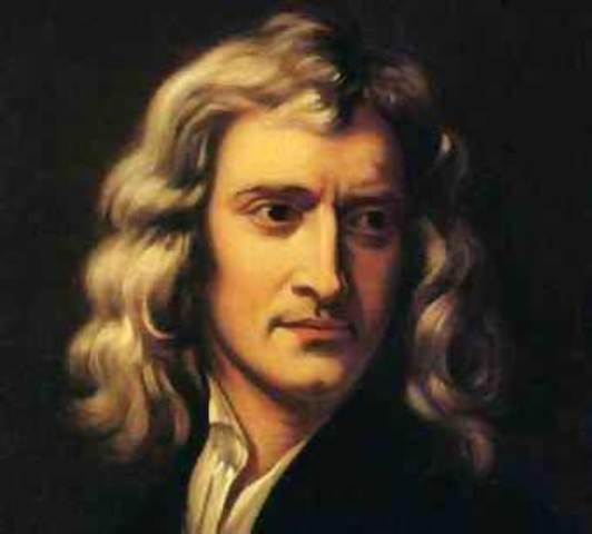 Nacimiento de Newton