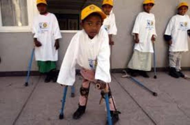 erradicacion de la polio