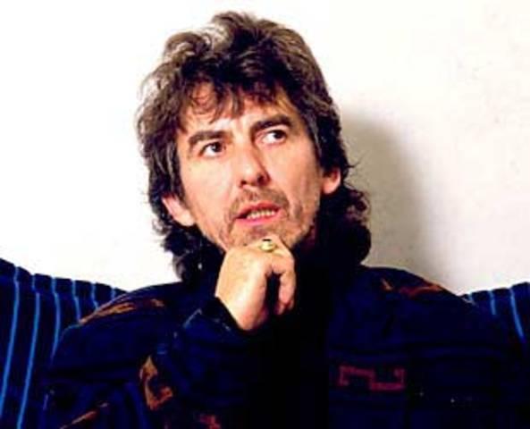 Muere George Harrison