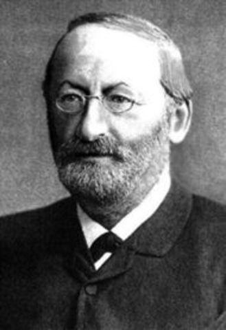 la bacteriologia se considera fundad por el botanico Ferdinand Cohn