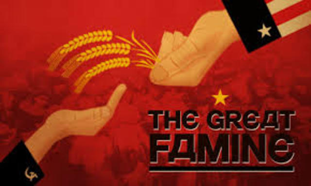 """*End of the """"Great Chinese Famine"""""""