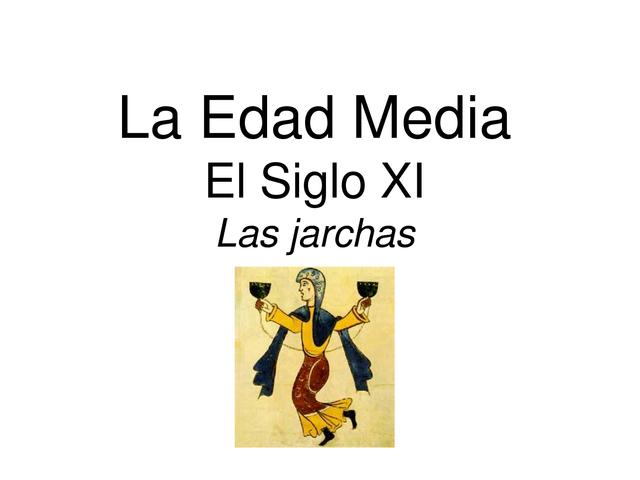Siglo XI, Las jarchas