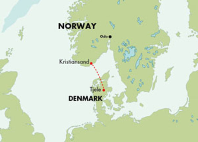 Germany Invades Denmark and Norway