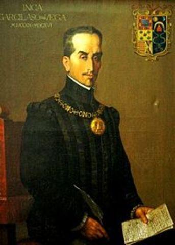 'Comentarios reales': El primer texto en castellano escrito por un mestizo.