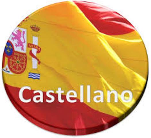 Desarrollo del castellano