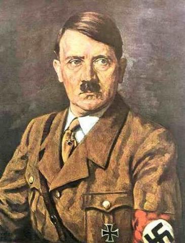 Hitler named Fuher