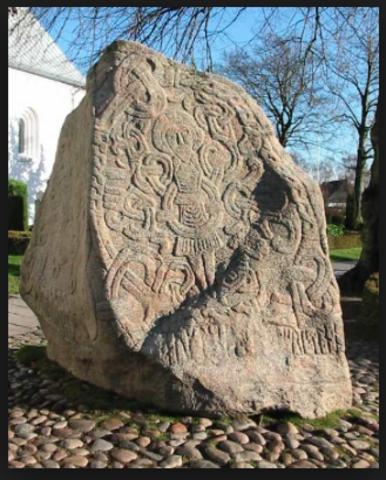 den lille runesten