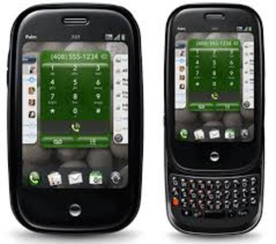 Palm lanzó el primer OS para móviles