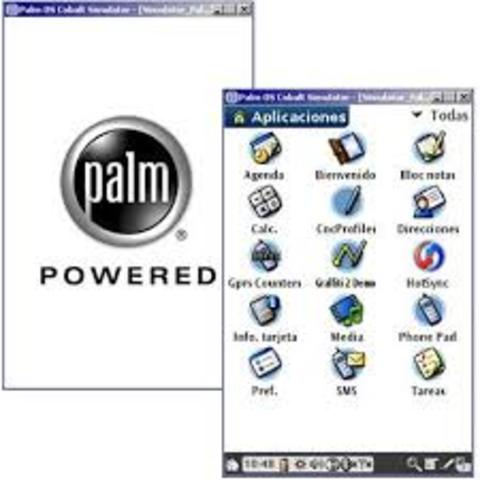 Actualización. Sale Palm OS 2.0