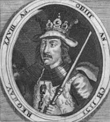 Kong Svend 1. Tveskæg regeringsperiode ca. 986