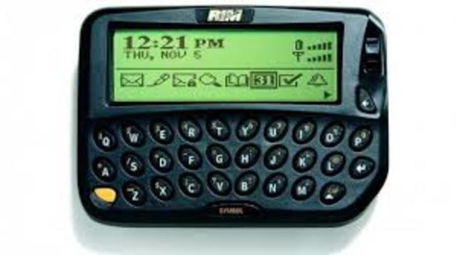 Blackberry OS 1.0