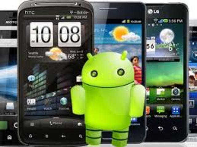 Google anuncia desarrollo de Android OS