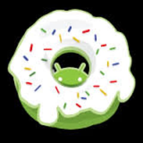 Android Donut (v1.6)