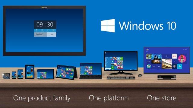 Previa de Windows 10 para smartphones