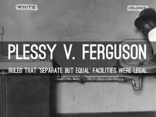 PLESSY V. FREGUSON