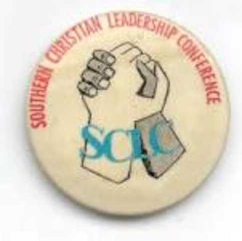Southern Christian Leadership Conference is formed