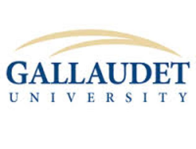 GALLAUDET UNIVERSITY