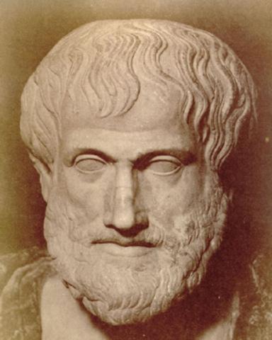 Aristóteles especula sobre la naturaleza de la reproducción y la herencia
