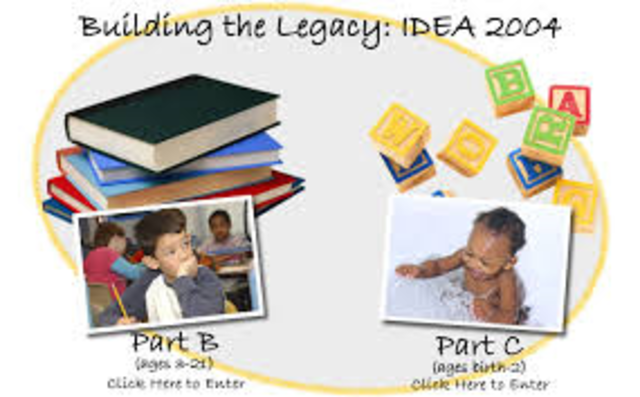 IDEA SPECIAL EDUCATION LAW CHANGES