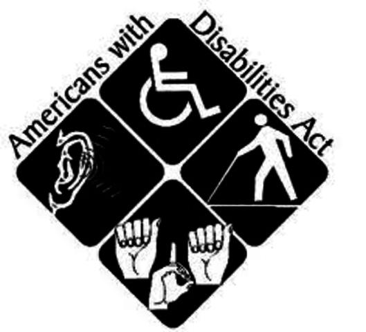 AMERICAN DISABILITIES ACT (ADA)