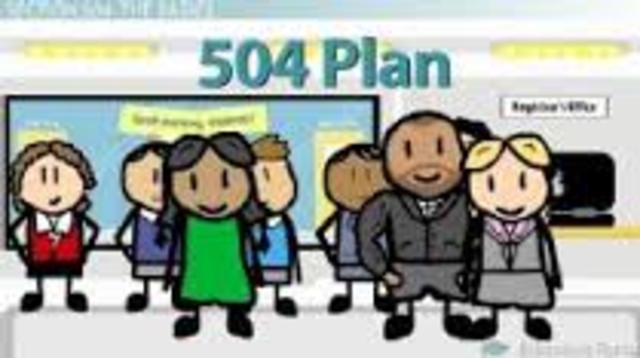 Section 504, REHABILITATION ACT