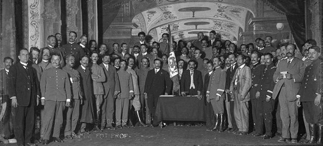 Convención de Aguascalientes.