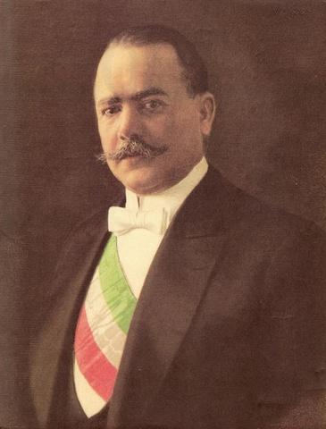 Gobierno de Obregón