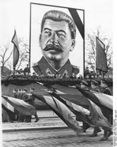 Muerte de Stalin.