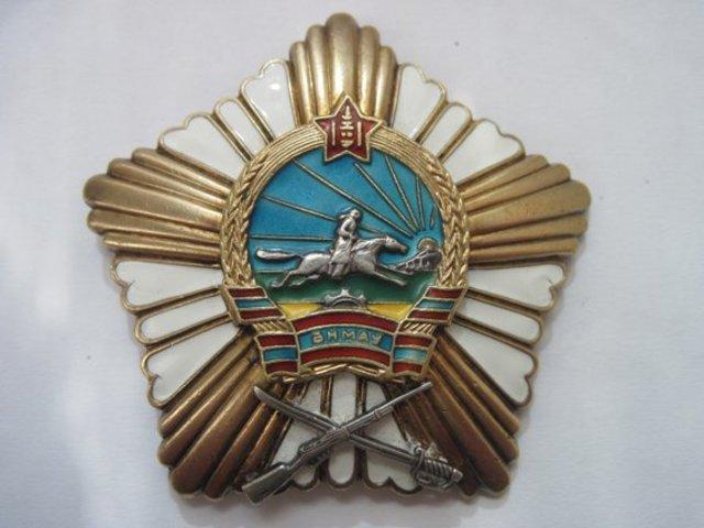 """За боевые заслуги"""