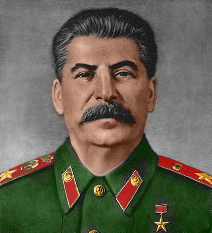 Сталин подписал