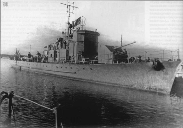 сформирована Онежская военная флотилия.