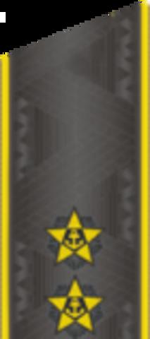 получил воинское звание