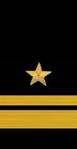 присвоено воинское звание